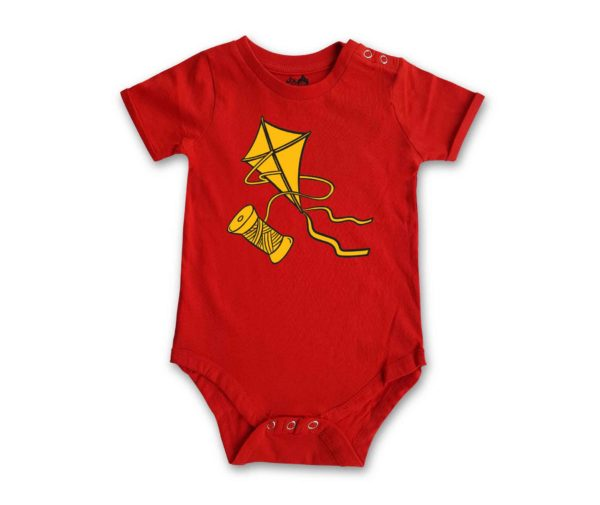 Kite Romper from HALUMKIDS