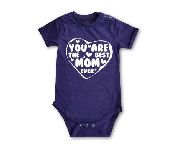 You Are The Best Mom Ever Romper